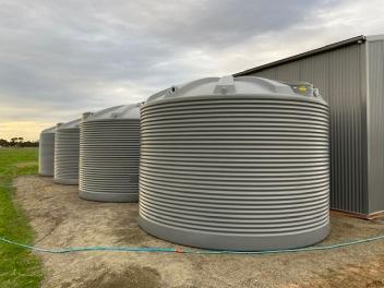 Rainwater tanks 4